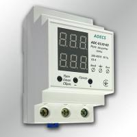 Реле напряжения с ограничителем тока ADECS ADC-0110-63
