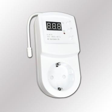 Терморегулятор terneo rz с выносным датчиком t